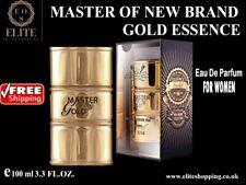 Master Of Pink Gold Perfume By Brand 33 Oz Eau De Parfum Spray For