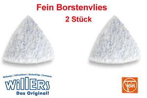 Fein Borstenvlies VE 2 St Kantenlänge 80 mm 63723031010