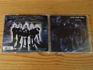 Axel Rudi Pell - Mystica Brazilian Pressing CD - Hamburg, Deutschland - Axel Rudi Pell - Mystica Brazilian Pressing CD - Hamburg, Deutschland