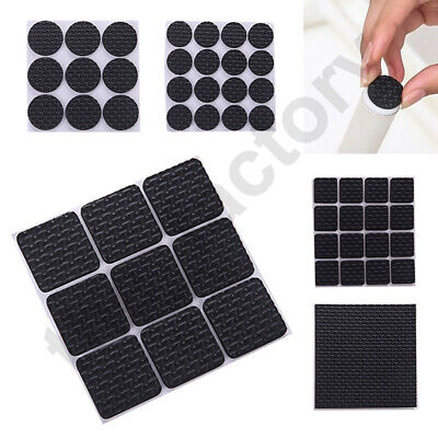 Self Adhesive Floor Protectors Chair, Rubber Pads For Furniture Legs