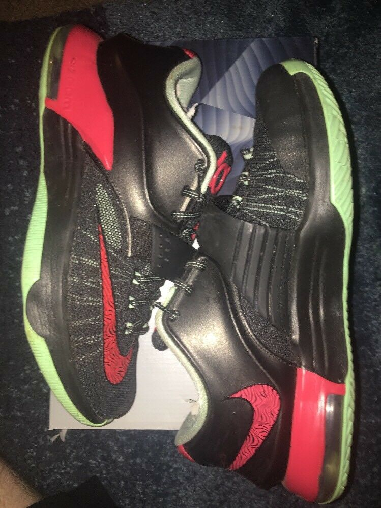 befe8e5eddf7 Nike KD Kevin Kevin Kevin Durant 7 Bad Apple Size 9.5 4d2cdb ...