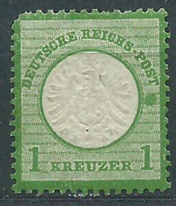 Alemania-Empire-Mail-1872-Yvert-20-MH