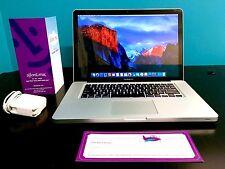 Apple MacBook Pro 15 Mac Pro Laptop *Upgraded 500GB* 2.53Ghz! BEST VALUE!