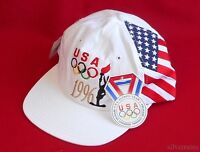 1996 Olympics Vintage Hat 90's Snapback Cap Bugs Bunny Usa Team Sports