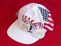 1996 Olympics Vintage Hat 90's Snapback Cap Bugs Bunny Usa Team Sports