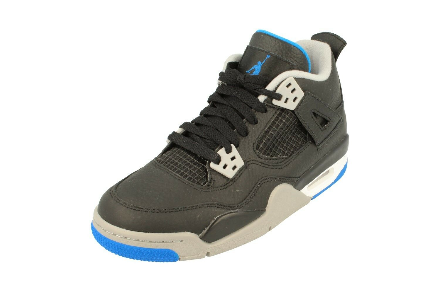 Nike Air Jordan 4 Retro BG Hi Top Trainers 408452 Sneakers Shoes 006 Great discount