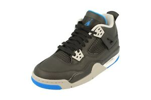 newest collection b291f 38836 Dettagli su Nike Air Jordan 4 Rétro Bg Scarpe Sportive Alte 408452 Scarpe  da Tennis 006