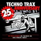 Techno Trax-25 Years Anniversary von Various Artists (2016)