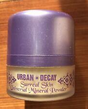 "URBAN DECAY ""UNIVERSAL"" Surreal Skin Mineral Makeup Loose Powder NWOB"