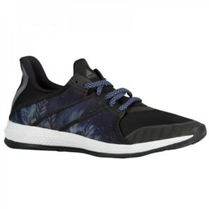 innovative design 13e2e a4cf2 Image is loading adidas-Gymbreaker-Bounce-Training-Running-Shoes -Black-Multi-