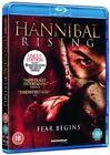 Hannibal Rising 2007 Horror Thriller Film BD 15 Blu-ray UK