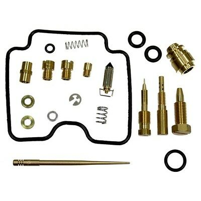 Carburetor Rebuild Kit Yamaha YFM350 Grizzly IRS 350cc 2007 2008 2009 2010 2011