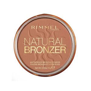 Rimmel-NATURALE-Abbronzante-Impermeabile-Polvere-Bronzante-14g