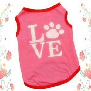 New-Cute-Summer-Various-Pet-Puppy-Small-Dog-Cat-Pet-Clothes-Vest-T-Shirt-Apparel