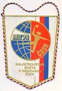 1978-IHF-WORLD-HANDBALL-Championship-PENNANT