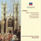 Purcell: Music for the Chapel Royal; Verse Anthems; Te Deus Laudamus; Funeral Services (CD, Jul-2012, Eloquence (Argentina))