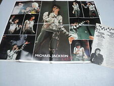 B149 MICHAEL JACKSON '1988 DUTCH CLIPPING