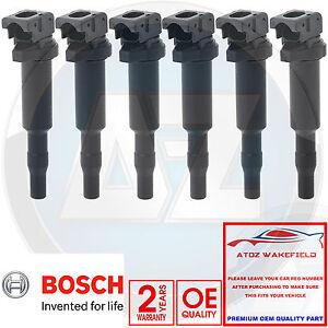 Para-BMW-1-3-5-6-7-serie-X3-X5-X6-Z4-directa-Bobina-De-Encendido-Paquete-de-12137594937-Set-6
