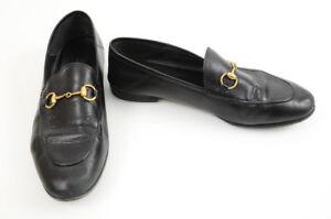 Gucci-Brixton-black-8-5-38-5-leather-notch-horsebit-convertible-loafer-shoe-730