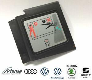 Original-Audi-Batterie-Abdeckkappe-Abdeckung-Pluspolkappe