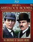Adventures of Sherlock Holmes 3pc BLURAY