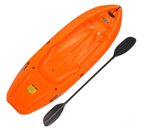 Lifetime Wave 6' Youth Kayak (Paddle Included)