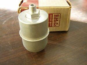nos oem ford 1960 thunderbird fuel gas filter 430ci | ebay 2003 mustang fuel filter disconnect tool 2003 thunderbird fuel filter