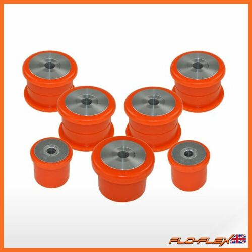 BMW E46 Compact 3 Series Diff Carrier Mounting Bushes Mounts in Poly