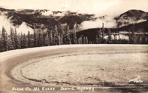 Idaho-Springs-Colorado-1940s-RPPC-Real-Photo-Postcard-Scenic-Highway-by-Sanborn
