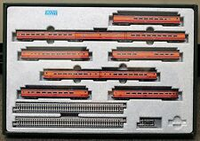N Scale - KATO 106-062 SOUTHERN PACIFIC LINES Morning Daylight 10-Car Set