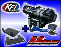 2000 Lb Kfi Winch Mount Combo Arctic Cat 08-10 366 11-12 350 425/i 2013 400 450