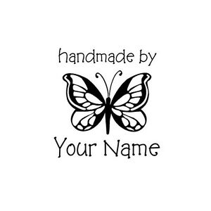 PERSONALIZED-CUSTOM-MADE-SCRAPBOOK-NAME-RUBBER-STAMPS-UNMOUNTED-H56
