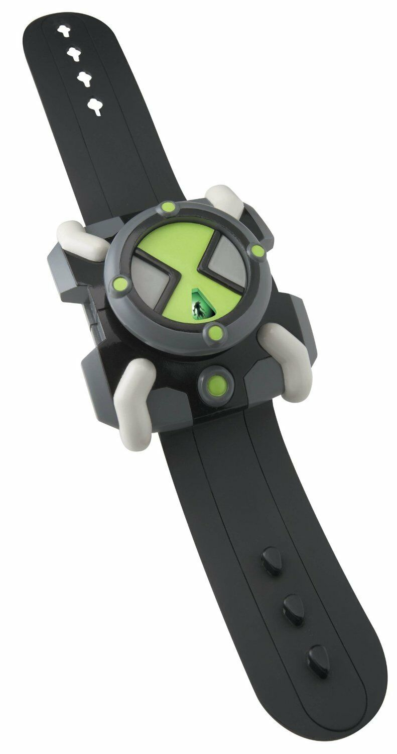 Ben 10 , Alien Force, Ultimate Alien and Omniverses Omnitrix FX Watch