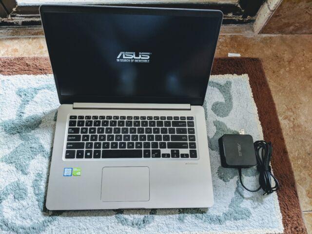 ASUS VivoBook S S510UN-EH76 FHD Laptop Notebook i7 8GB 256GB SSD + 1TB