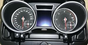 Compteur de vitesse Mercedes w463 G 350 a1669014005 NEUF a463 540 29 02 Combi