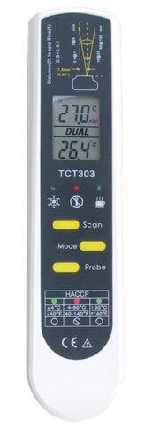 Infrarrojos-termómetro dualtemp pro tfa 31.1119 einstichthermometer Min-Max APPCC