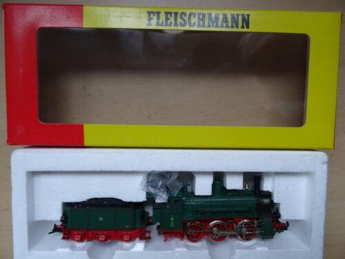 1 von 1 - Fleischmann HO Artikel 4812  Dampflok Länderbahn Preußen  - Neuware im Org-Kt