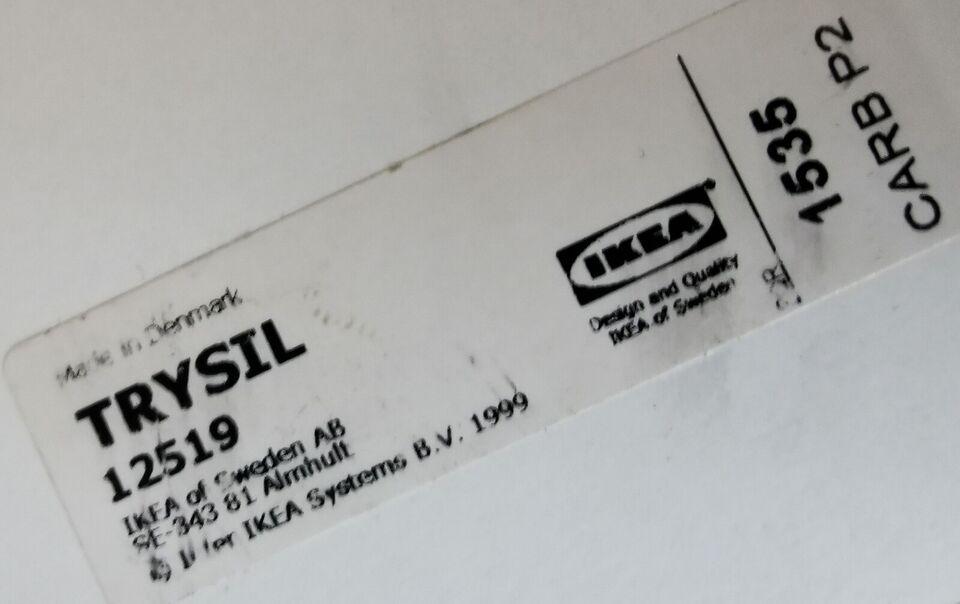 Sengeramme, Trysil og Luröy, b: 160 l: 200 h: 40