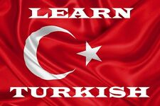 LEARN TURKISH FAST -THE MOST COMPLETE & COMPREHENSIVE LANGUAGE COURSE ON DVD