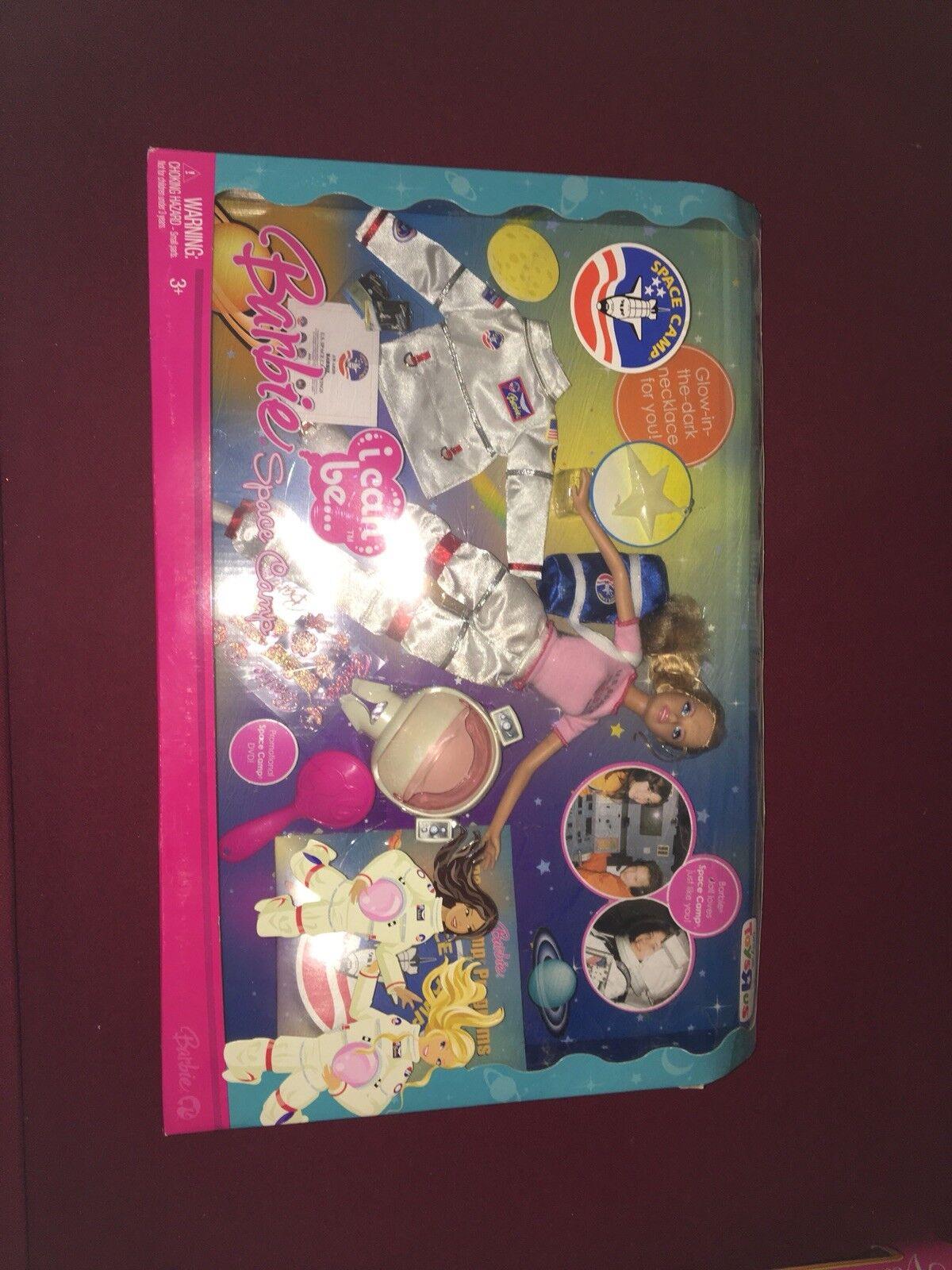 Barbie Puedo Ser espacio campamento Toys R Us nunca quitado de la caja
