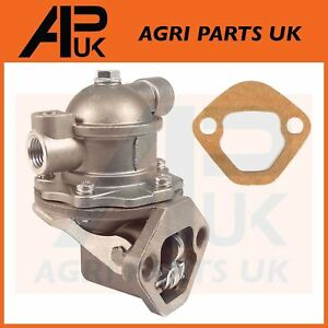 Same Lamborghini Tractor Fuel Lift Pump Diesel Jaguar Drago Etc