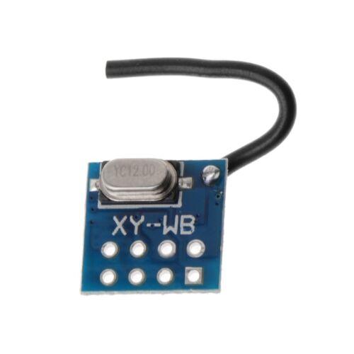 XY-WA// XY-WB PCB Solder 2.4G 3.3V Wireless Transceiver Module Replace NRF24L01+