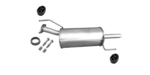 Auspuff für Nissan Juke 1.6 ab 2010 Endschalldämpfer *4696
