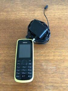 Nokia 113 Handy limonengrün Boxed Top Zustand Entsperrt