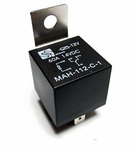 5 pk premium 60 amp automotive spdt bosch style relays. Black Bedroom Furniture Sets. Home Design Ideas