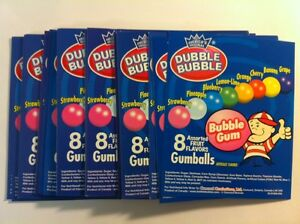 10-HD-Laminated-4-75-034-5-75-034-Vending-Labels-ORIGINAL-DUBBLE-BUBBLE-034-LAMINATED-034