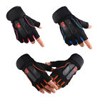 Weight Lifting Gym Fitness Workout Training Exercise Half Gloves CNUS
