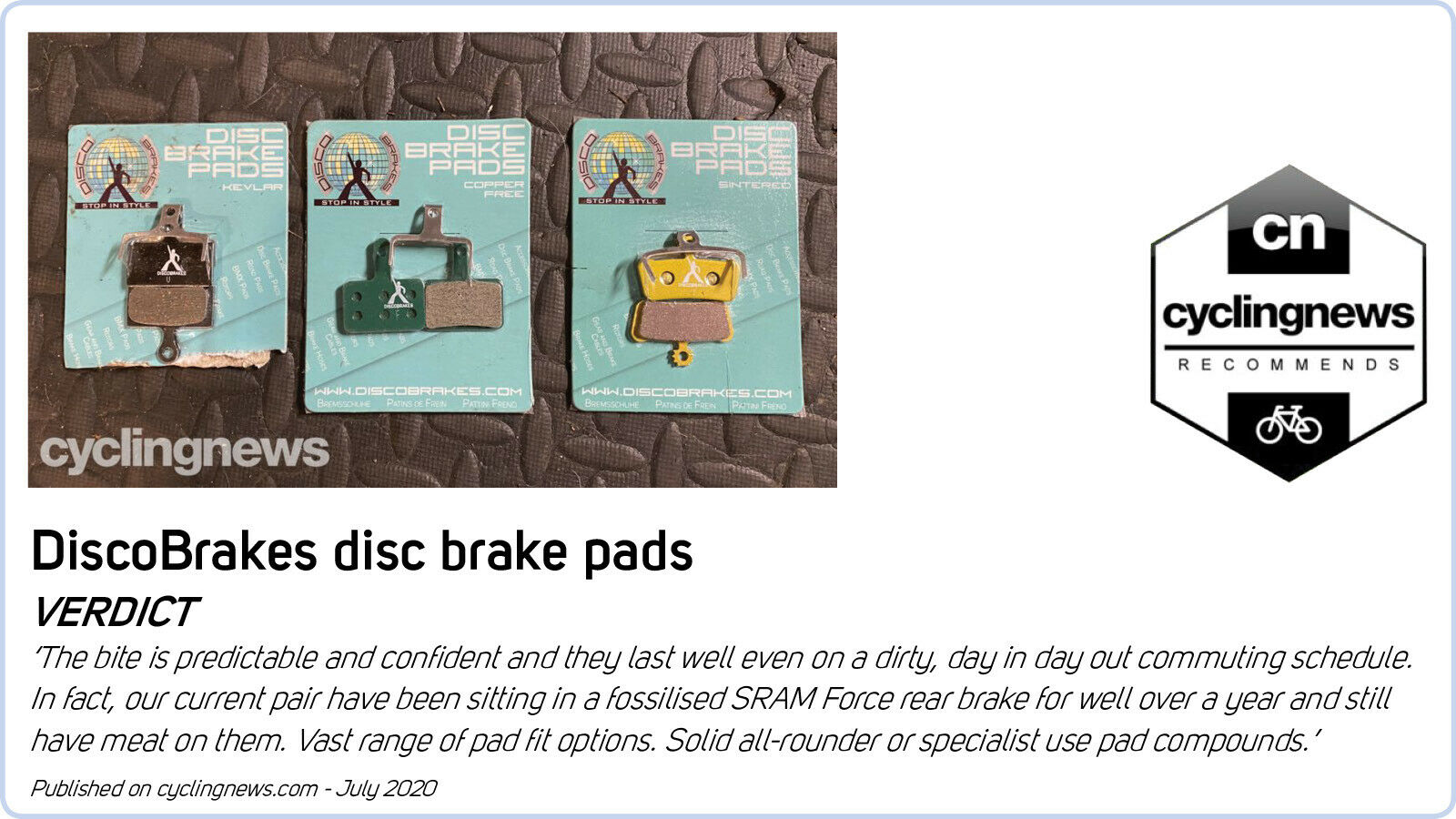 4 PADS DISC BRAKE PADS FOR DSK-650 610 420 400 200 XNINE IN 4MM OUT 5.5MM