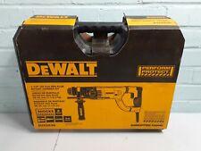 Dewalt Corded 1 18 Sds Plus Rotary Hammer Kit D25263k New Sealed