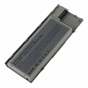 5200mAh-Battery-For-Dell-Latitude-D620-D630-D631-D830N-Replace-TC030-TD175-NT379